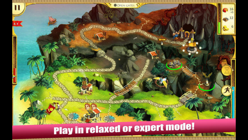 12 Labours of Hercules for Mac - review, screenshots