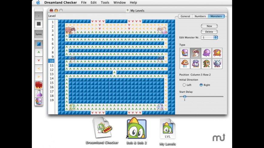 Dreamland Checker for Mac - review, screenshots