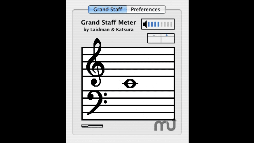 Grand Staff AU for Mac - review, screenshots