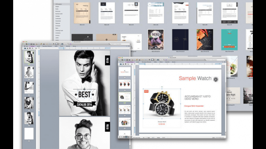 Templates Bundle for MS Office for Mac - review, screenshots