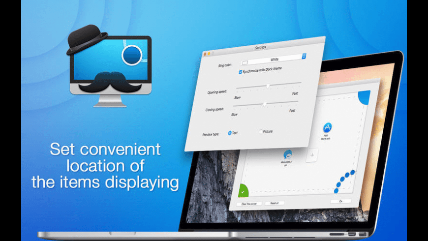 Mr Corner for Mac - review, screenshots
