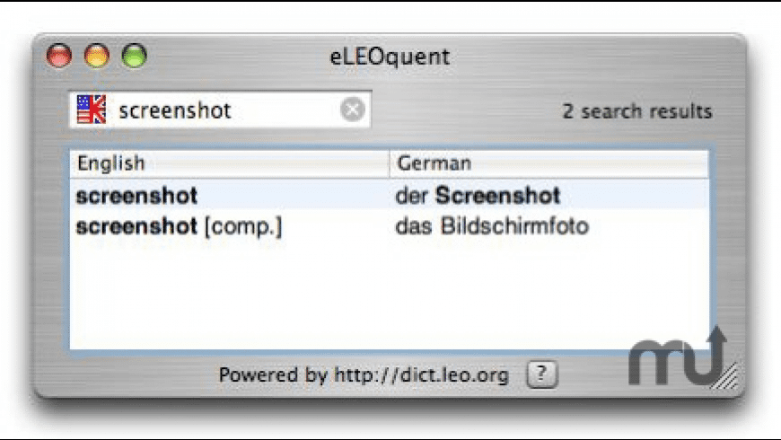 eLEOquent for Mac - review, screenshots