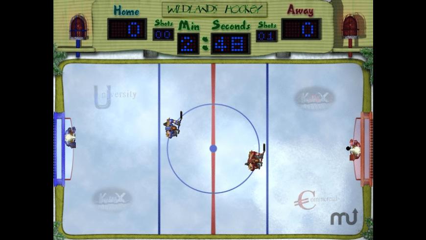 WildLands Hockey for Mac - review, screenshots