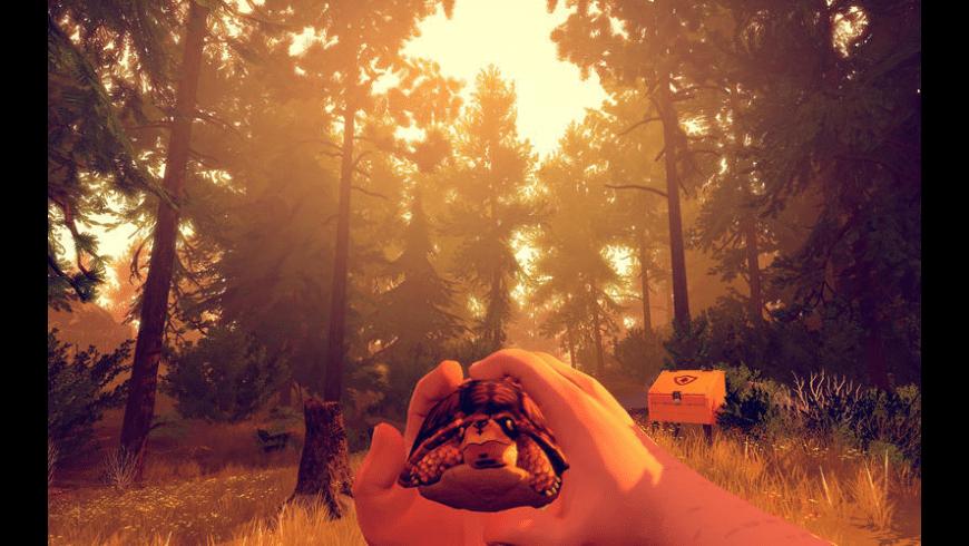 Firewatch for Mac - review, screenshots