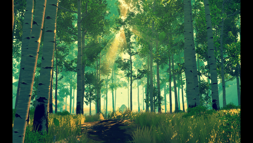 Firewatch for Mac - review, screenshots