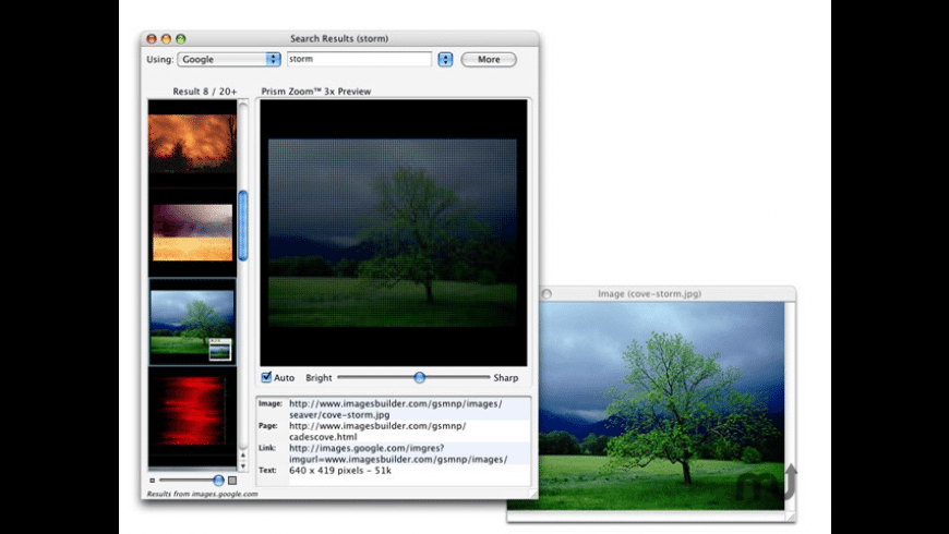 Beholder Lite for Mac - review, screenshots
