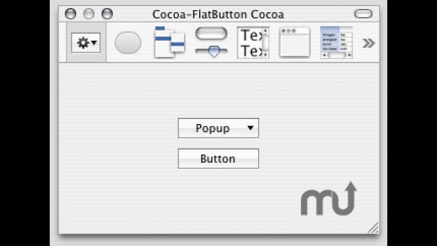 Flat Button Cocoa for Mac - review, screenshots