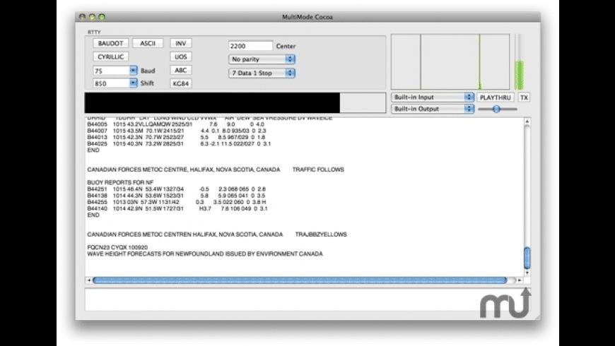 MultiMode Cocoa for Mac - review, screenshots