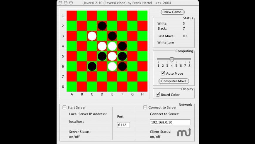 Javersi for Mac - review, screenshots