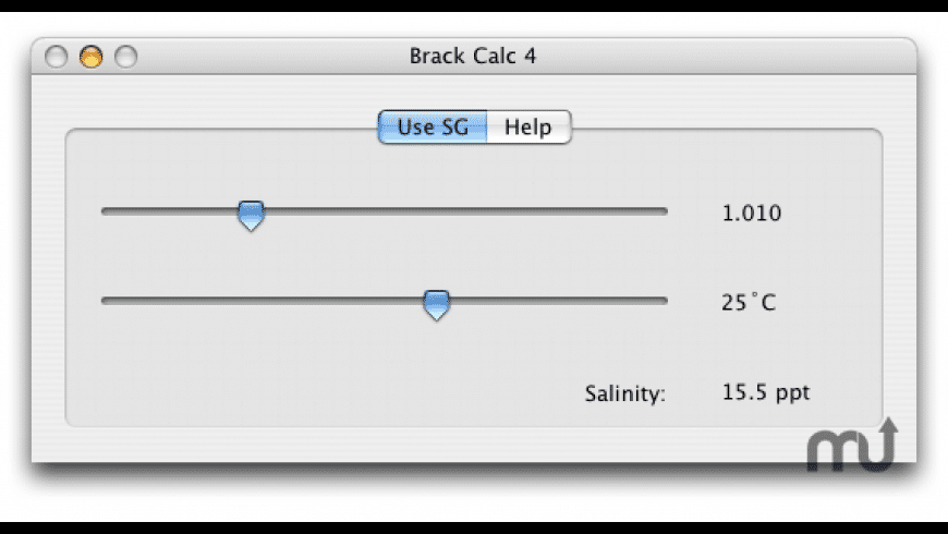 Brack Calc for Mac - review, screenshots