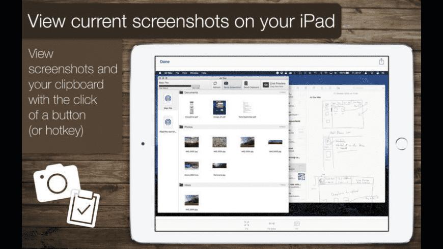 Air Doc for Mac - review, screenshots