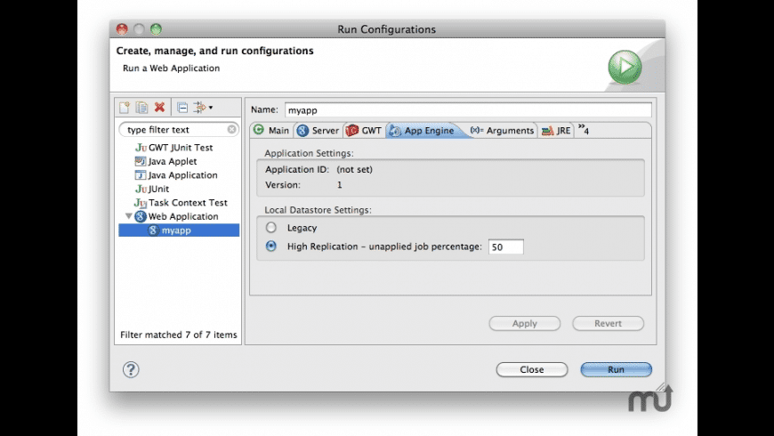 Google App Engine SDK for Mac - review, screenshots