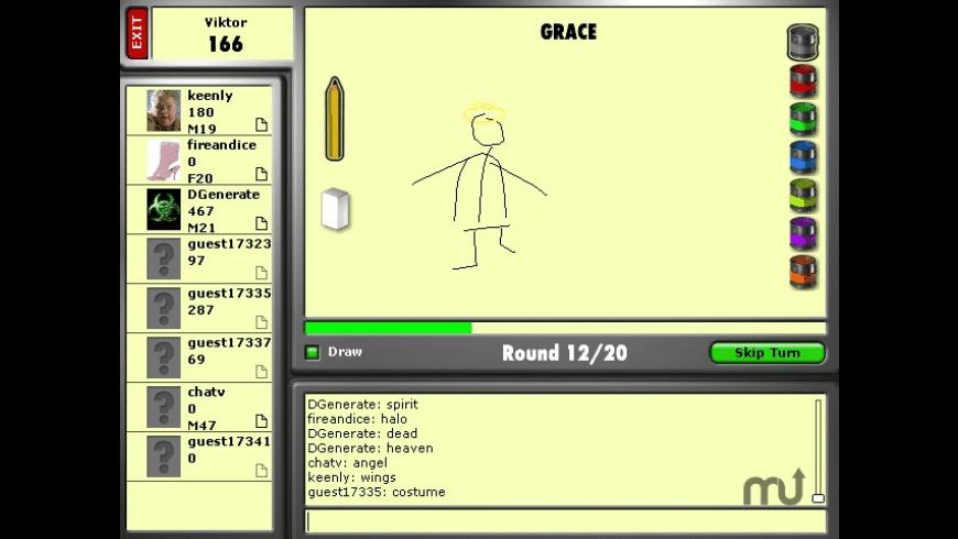 Sketchorama for Mac - review, screenshots