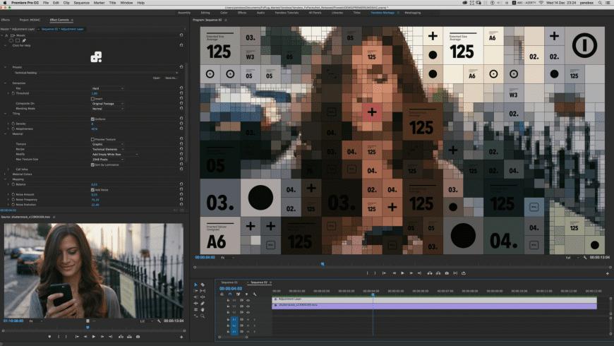 Mosaic for Mac - review, screenshots