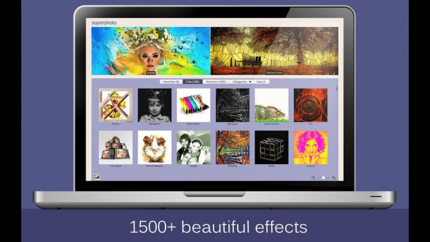 SuperPhoto for Mac - review, screenshots