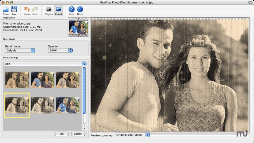 PhotoMagic for Mac - review, screenshots