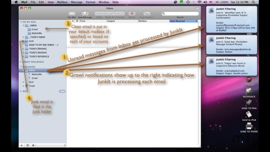 JunkIt for Mac - review, screenshots
