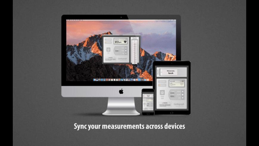 Cardiograph for Mac - review, screenshots