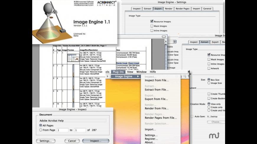 ImageEngine for Mac - review, screenshots
