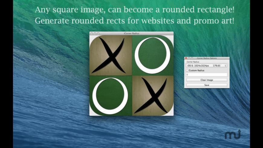 iCorner Radius for Mac - review, screenshots