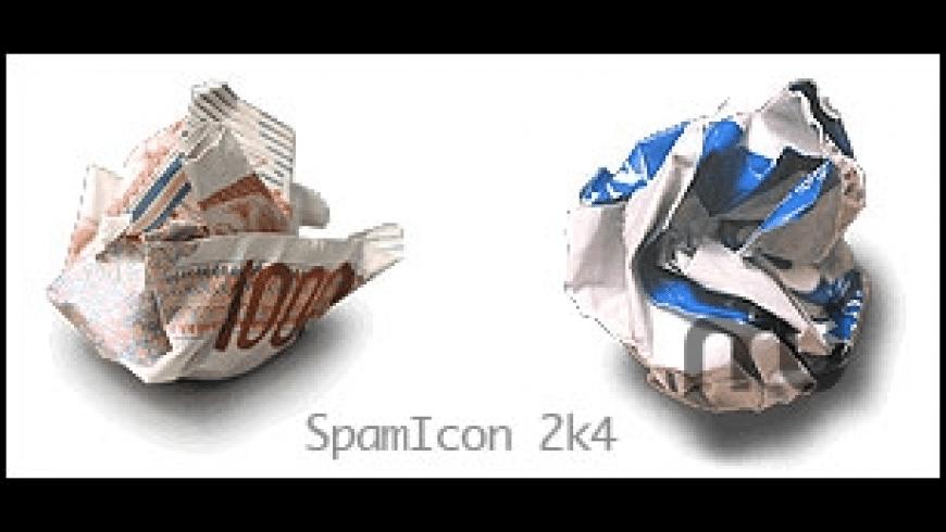 Twatac Spam Icon SET2k4 for Mac - review, screenshots