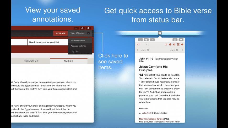 BibleApp for Gateway for Mac - review, screenshots