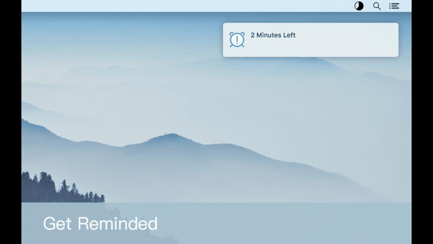 iTimer for Mac - review, screenshots