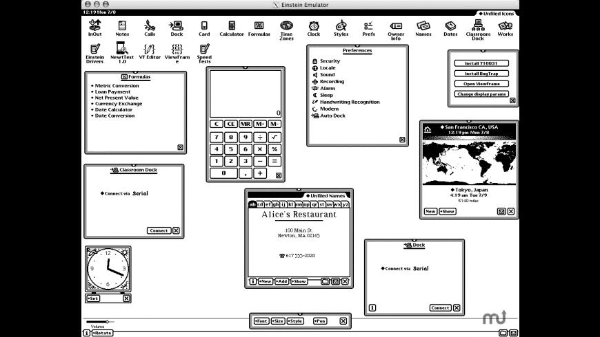 Einstein Platform for Mac - review, screenshots