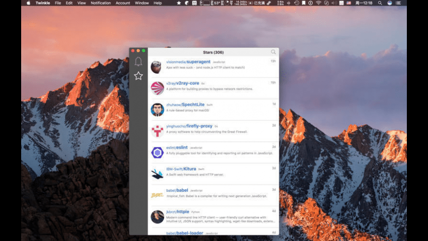 Twinkle for Mac - review, screenshots