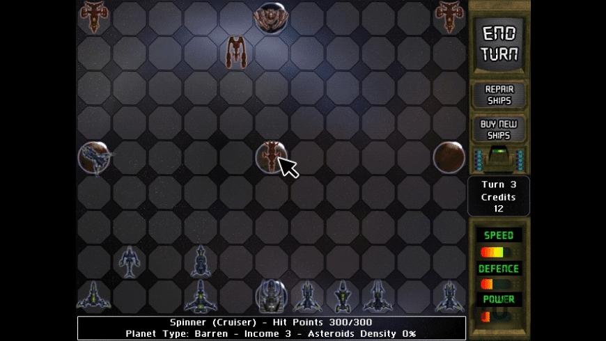Supernova: Galactic Wars for Mac - review, screenshots