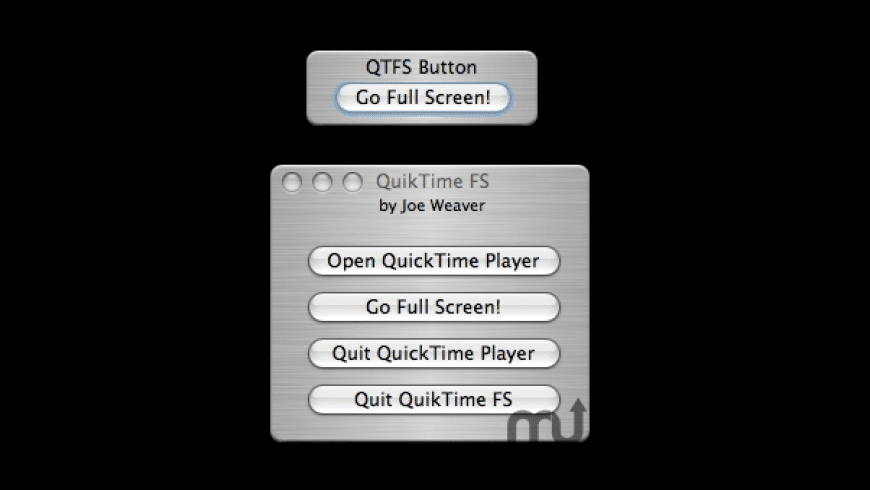 QuikTime FS for Mac - review, screenshots