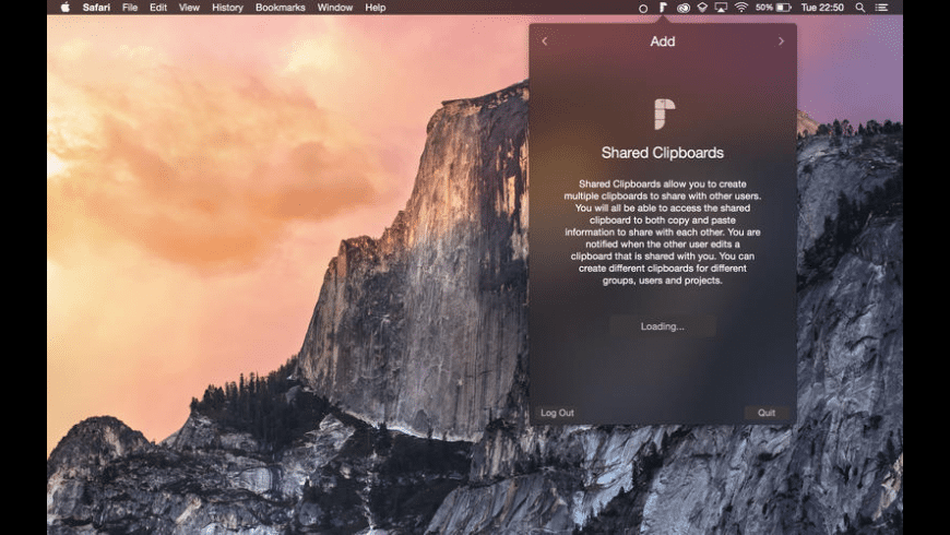 Copy Parrot for Mac - review, screenshots