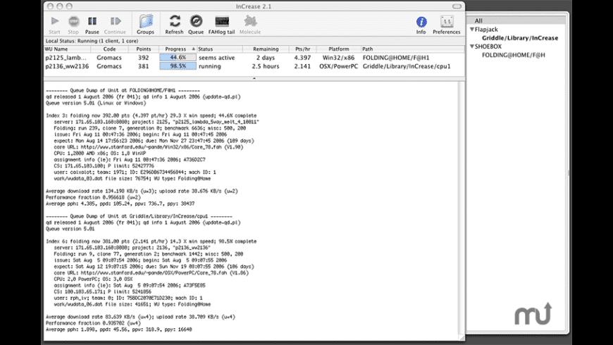 InCrease for Mac - review, screenshots