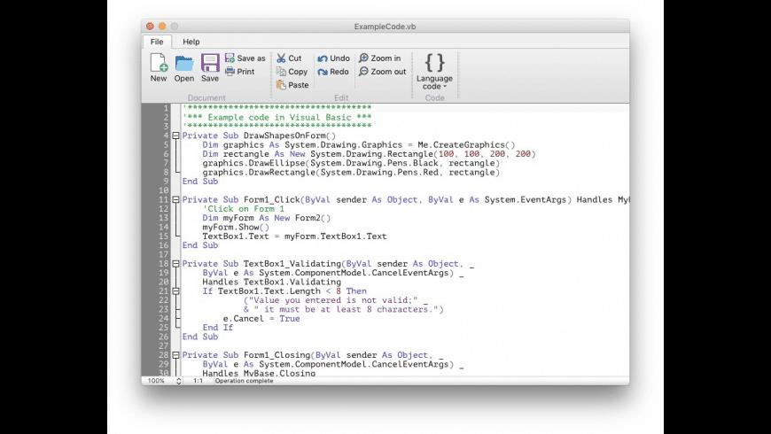 xPad Pro for Mac - review, screenshots