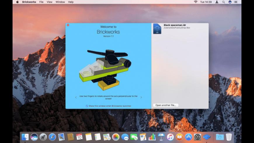 Brickworks for Mac - review, screenshots