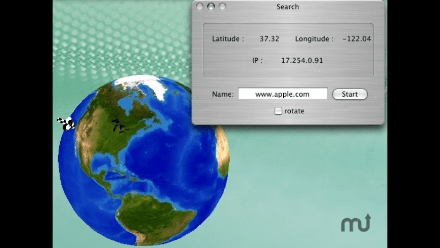 World IP for Mac - review, screenshots