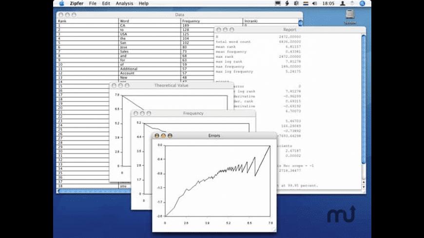 Zipfer for Mac - review, screenshots