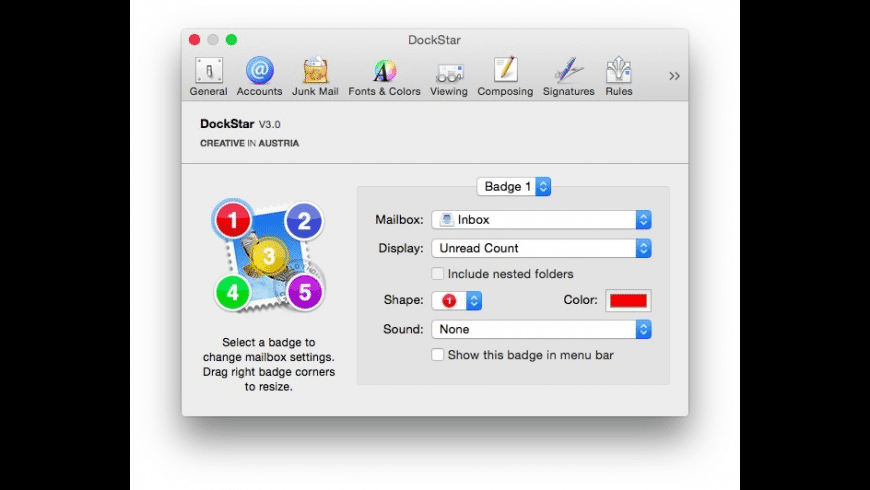 DockStar for Mac - review, screenshots