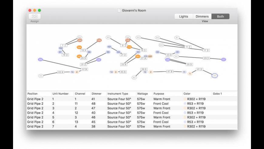 Precircuiter for Mac - review, screenshots