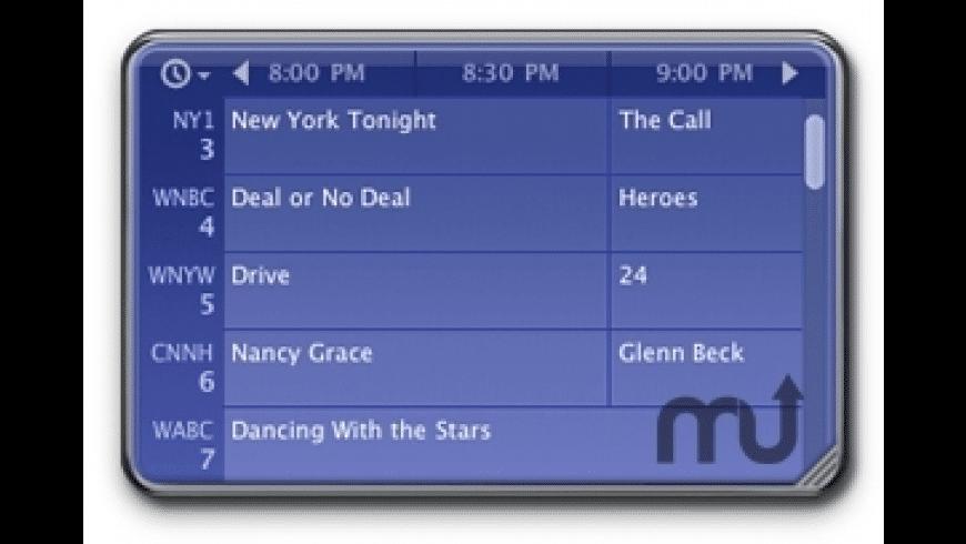 TV Tracker for Mac - review, screenshots