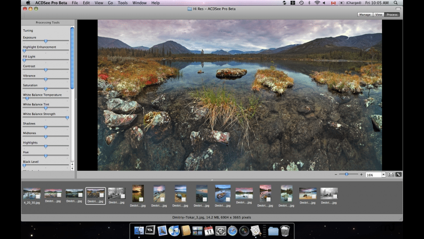 ACDSee Pro for Mac - review, screenshots