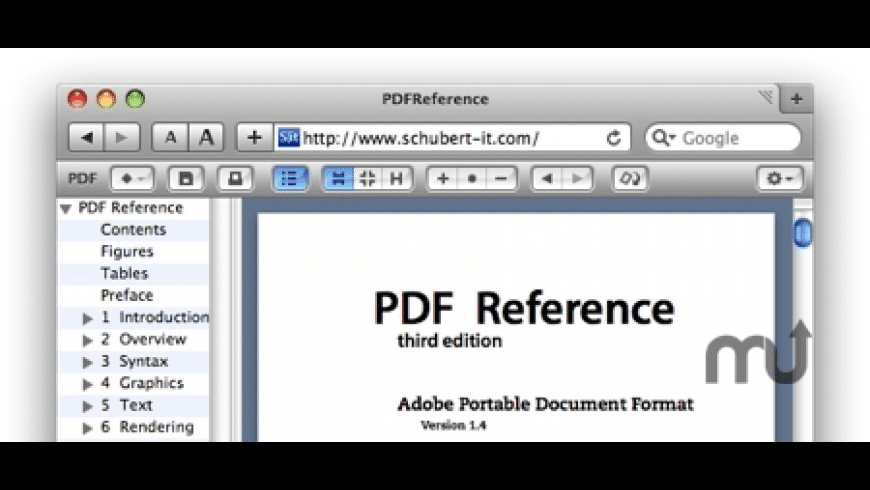 PDF Browser Plugin for Mac - review, screenshots