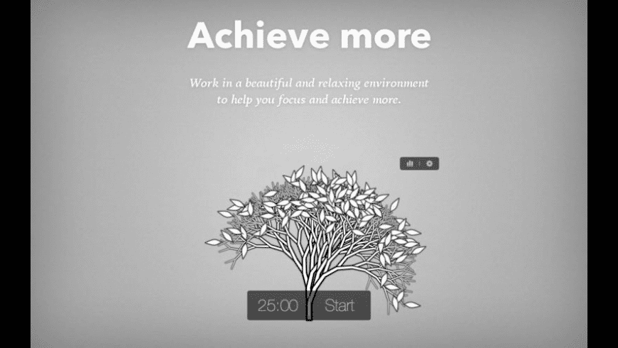 Zen Timer for Mac - review, screenshots