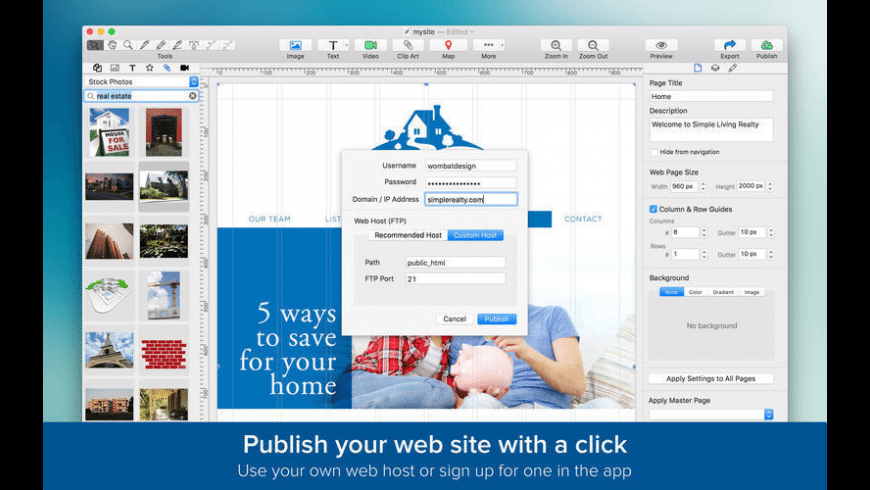 TurboWeb for Mac - review, screenshots