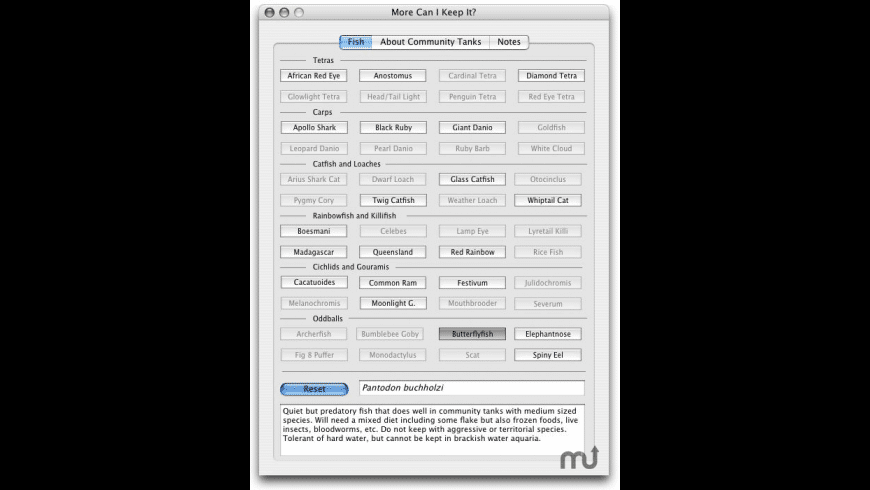 More Can I Keep It? for Mac - review, screenshots