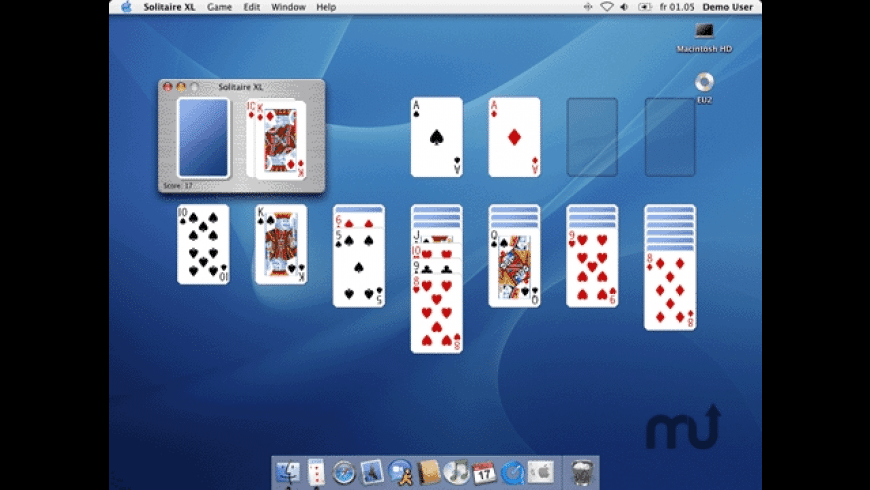 Solitaire XL for Mac - review, screenshots