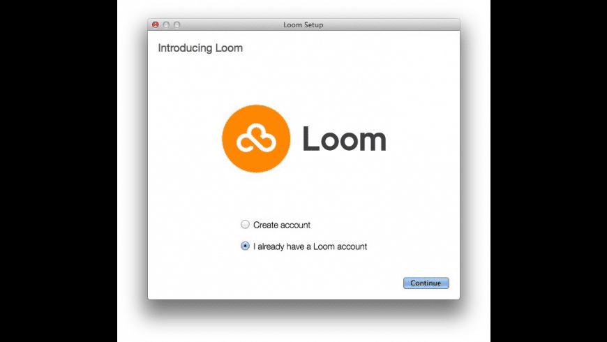 Loom for Mac - review, screenshots