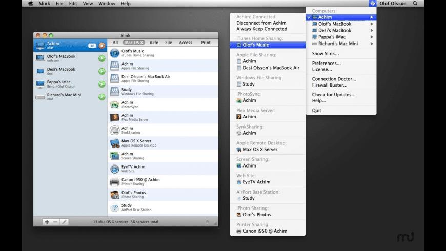 Slink for Mac - review, screenshots