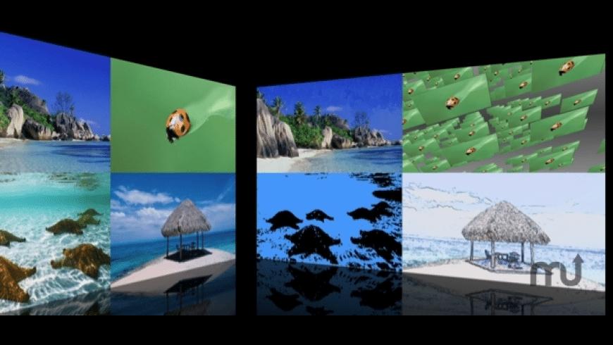 Composer FX Movie & Image for Mac - review, screenshots