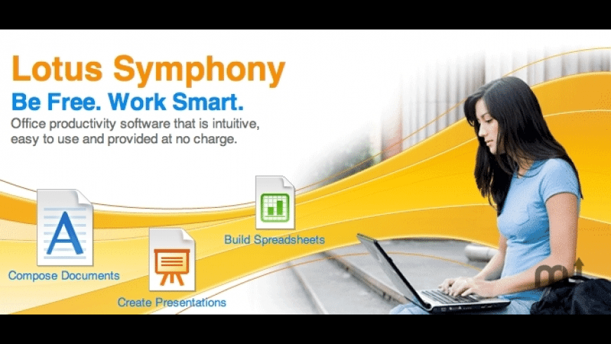 Lotus Symphony for Mac - review, screenshots